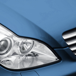 ebm-papst fans for high-performance cooling of electronics are also used for headlights.