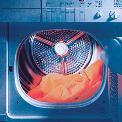 ebm-papst products for clothes dryers.